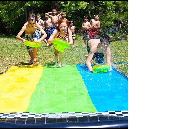 Kids Pool Party Games Activities