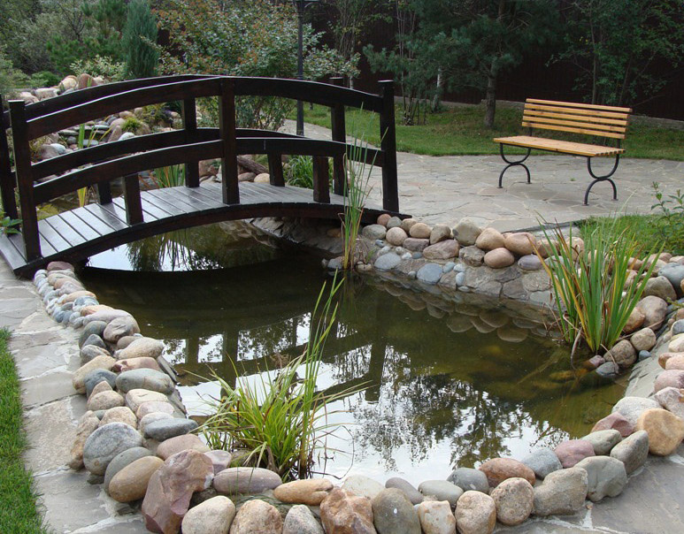 Landscape Pond Design