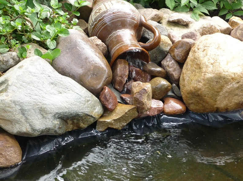 Landscape Water Features Gallery