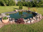 Landscaping Around Pond Ideas