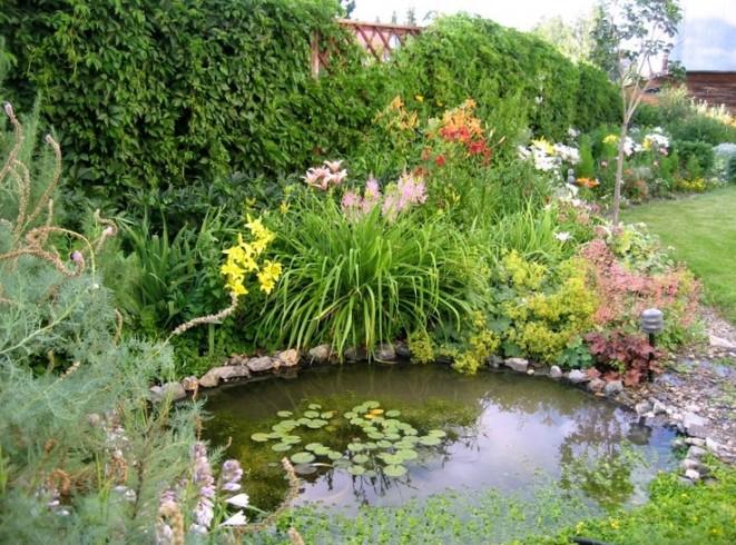 Landscaping Ponds Ideas