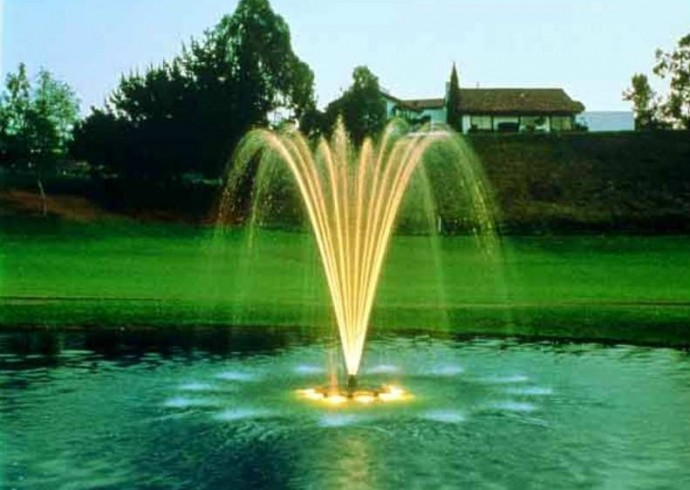 Landscaping With Water Fountains