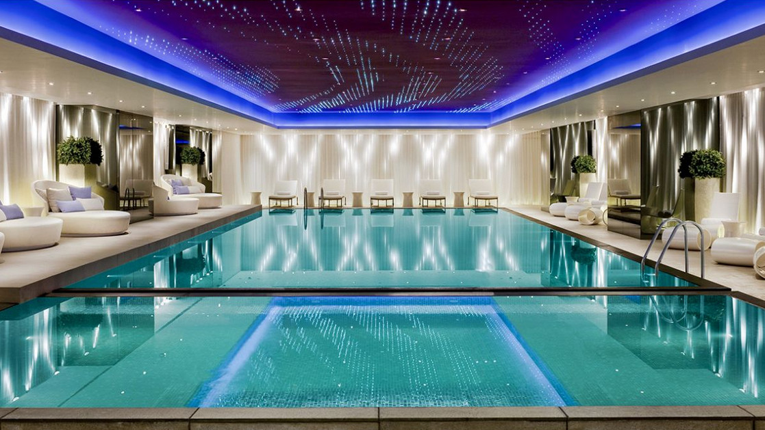 Luxury House Pool attractive tips and ideas to maintain indoor luxury pools for