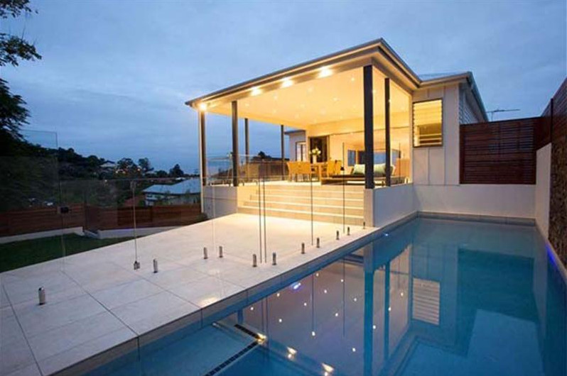 Modern Lap Pool Designs