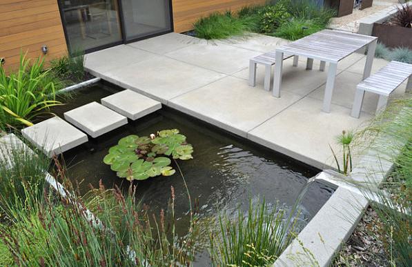 Modern Ponds Designs