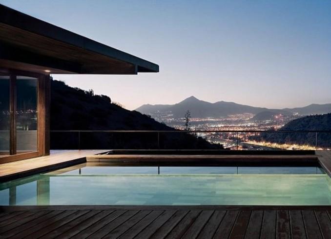 Modern Pool Cabana Designs