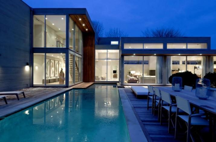 Modern Pool Design Ideas