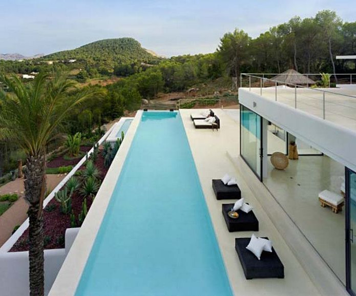 Modern Pool House Design Ideas