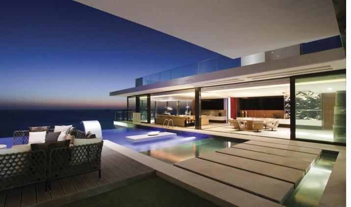 Modern Pool House Designs