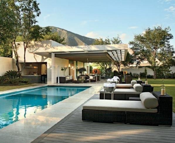 Modern Pool Ideas