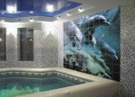 Modern Pool Tile Ideas