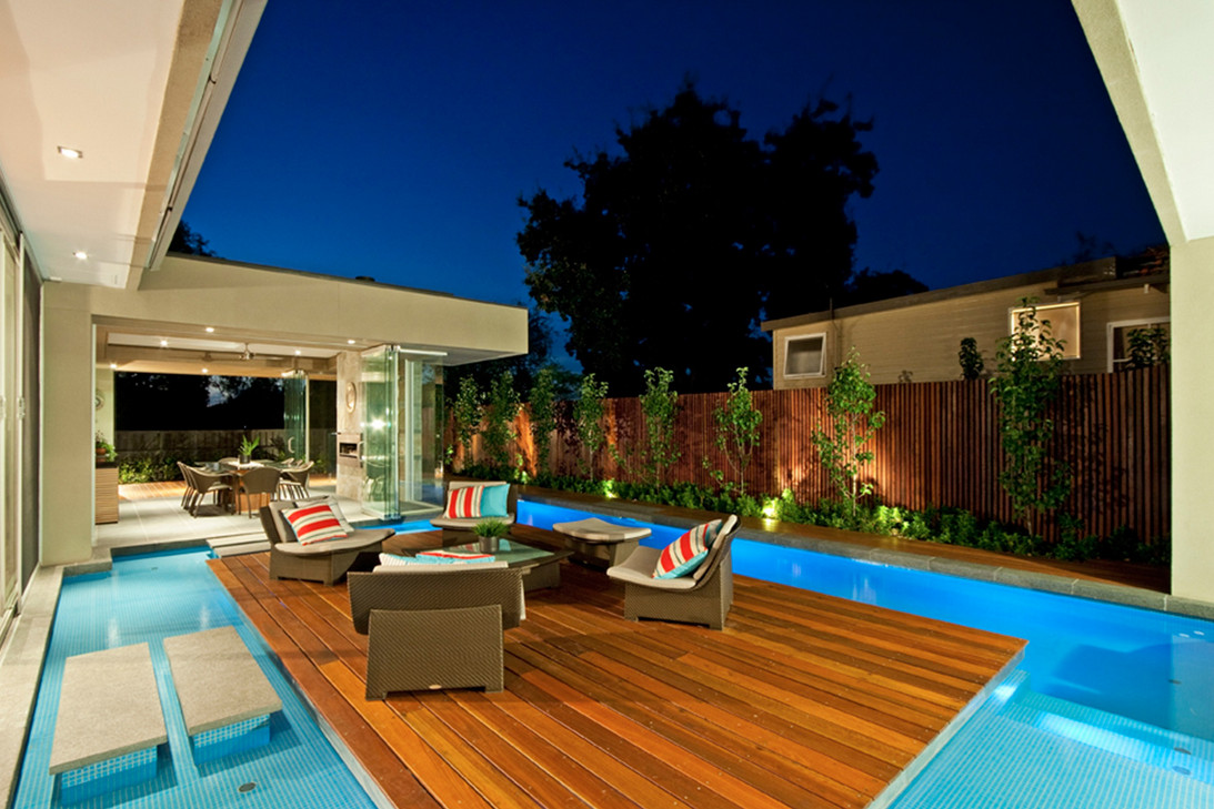 Modern Swimming Pool Design Ideas