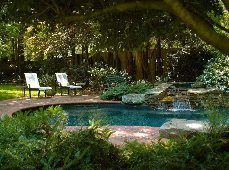 Natural Backyard Pools