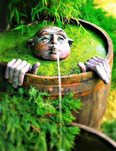 Outdoor Water Feature Ideas