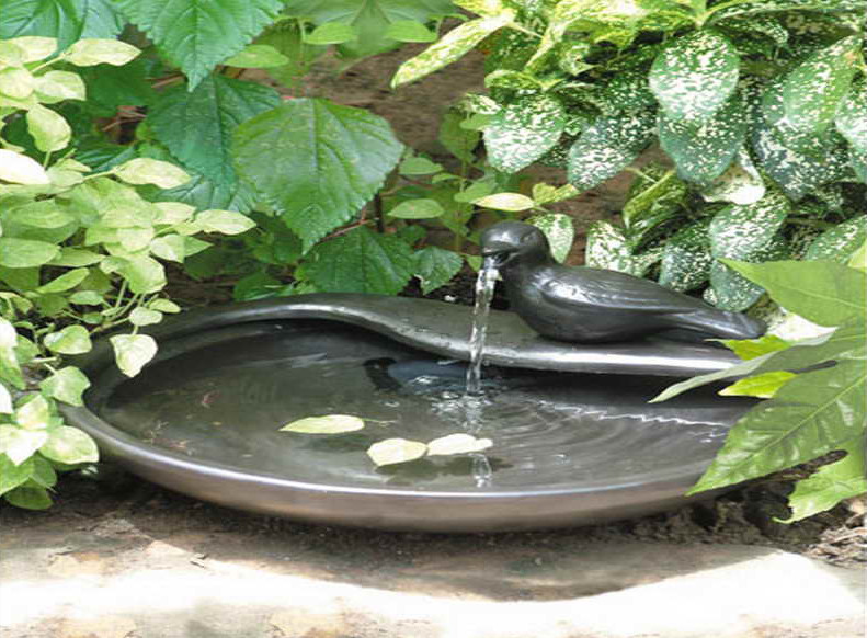 Outdoor Water Features for Homes