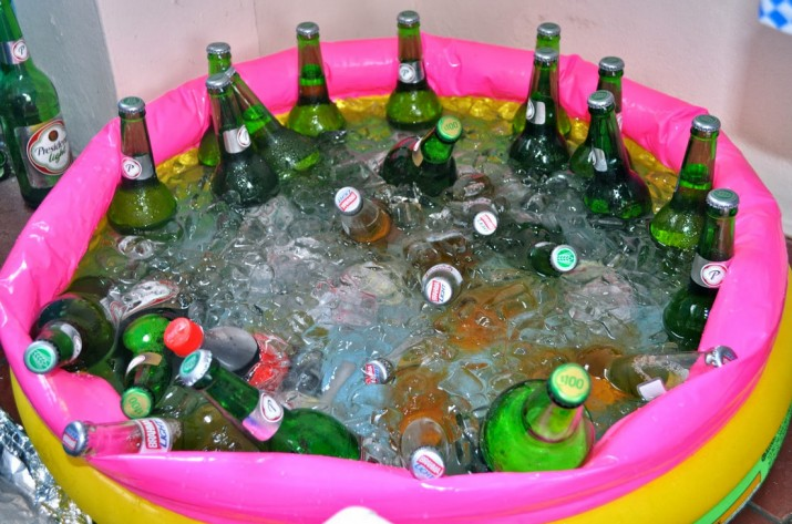 Party Favors for Pool Birthday Party
