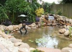 Pictures of Garden Ponds and Waterfalls