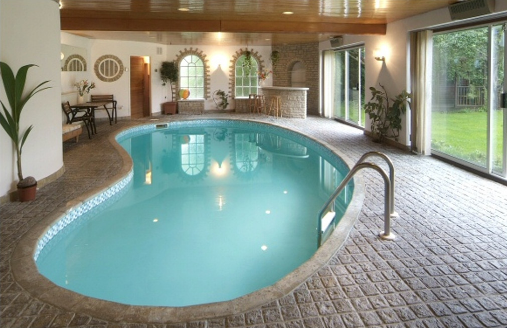 Pictures of Indoor Swimming Pools