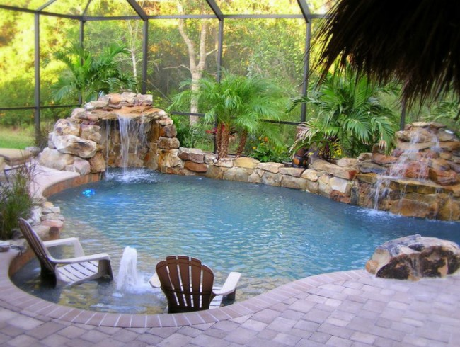 Pictures of Natural Swimming Pools