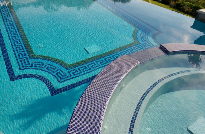 Pictures of Pool Tiles
