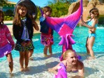 Pool Birthday Party Ideas For Girls