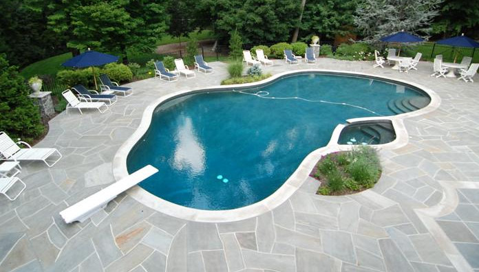 Pool Deck Tile Ideas
