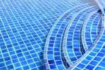 Pool Tile Mosaic Designs