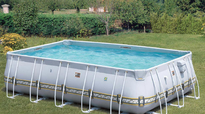 Portable Lap Pools Above Ground