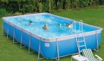 Portable Lap Swimming Pools
