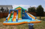 Portable Swimming Pool Slides