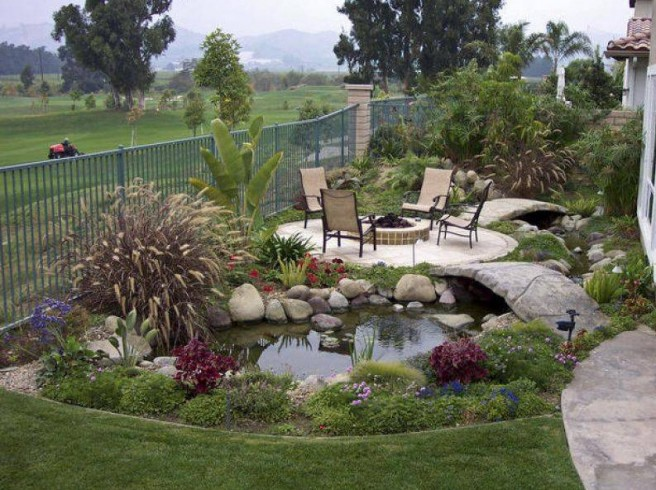 Small Garden Pond Pictures