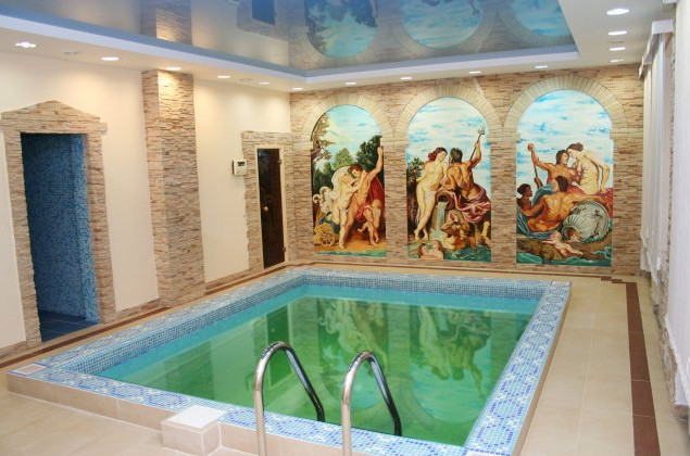 Three Best Tips To Make Indoor Small Pool A Perfect