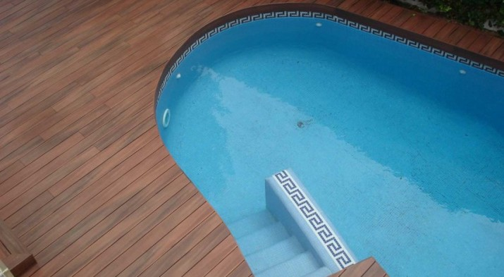 Swimming Pool Deck Pictures
