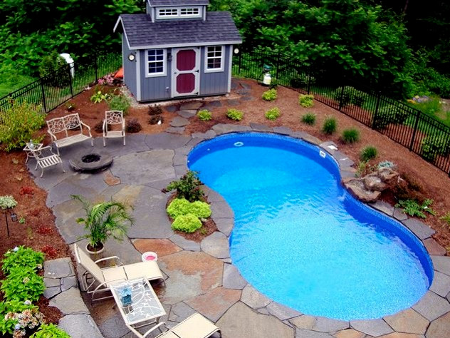 Swimming Pool Picture Gallery