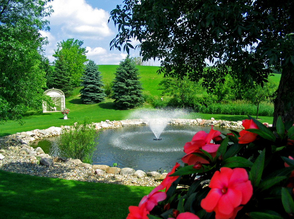Water Fountains for Outdoor Gardens