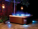 Above Ground Hot Tub Design Ideas