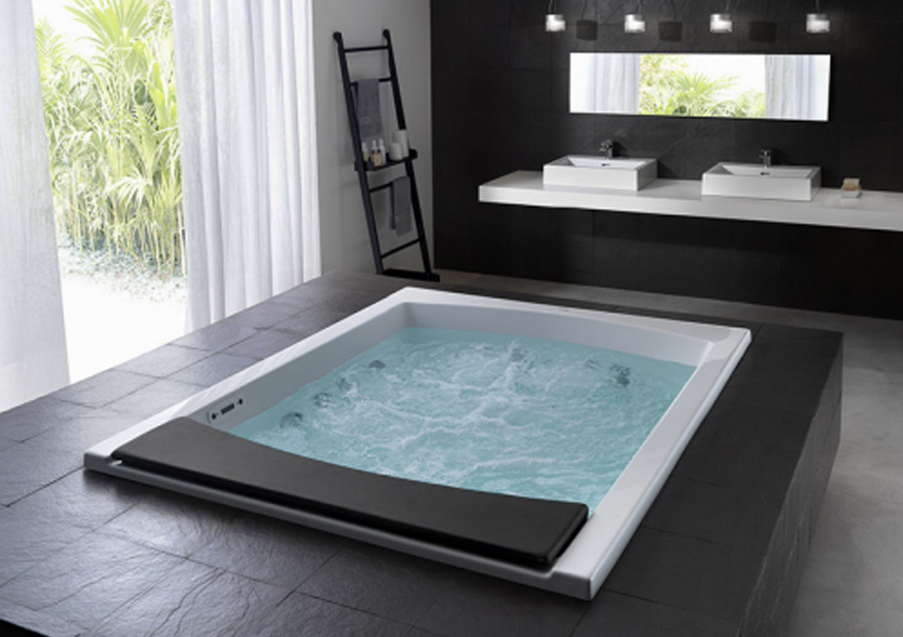 bathroom jacuzzi design ideas