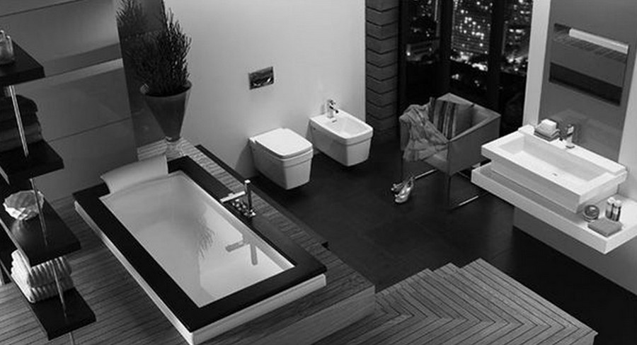 bathroom with jacuzzi pictures