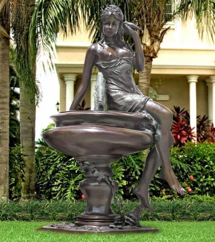 Bronze Outdoor Fountains