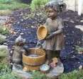 Ceramic Outdoor Fountains