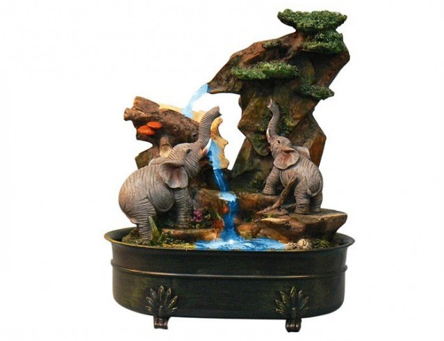 Water fountains pool design ideas for Best tabletop water fountains ideas