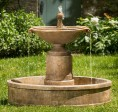 Concrete Outdoor Fountains