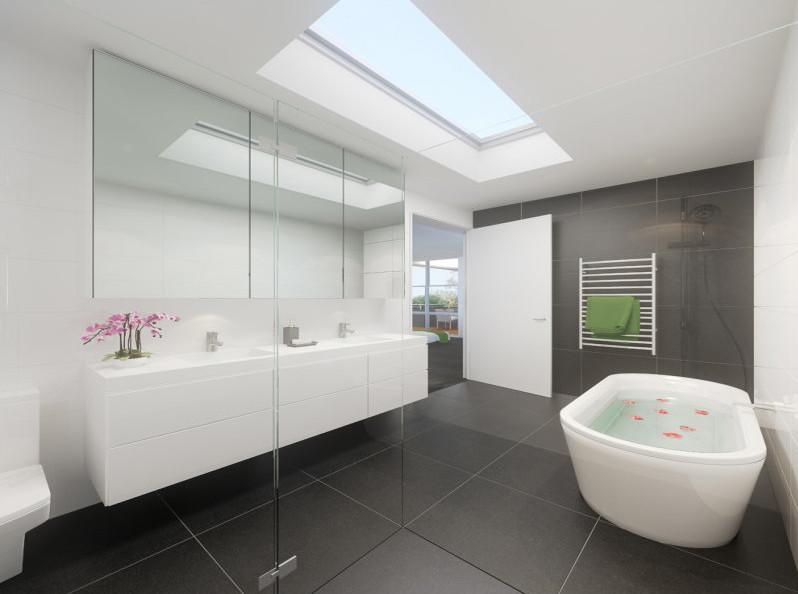 contemporary bathroom design ideas photos