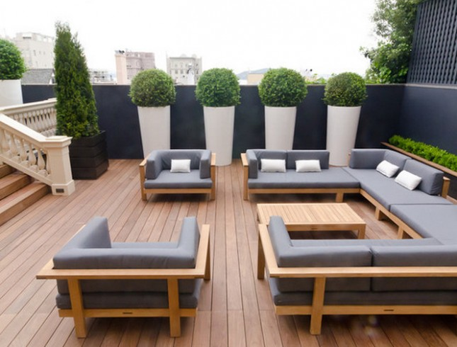 deck furniture ideas photos