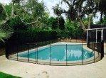 Decorative Pool Fencing