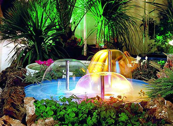 Diy Garden Fountain Ideas
