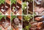 Diy Garden Water Fountains