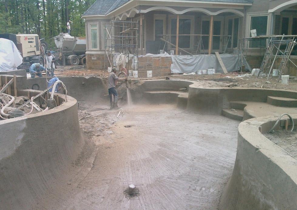 Diy Inground Pool Installation