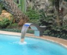 Diy Pool Fountain Ideas