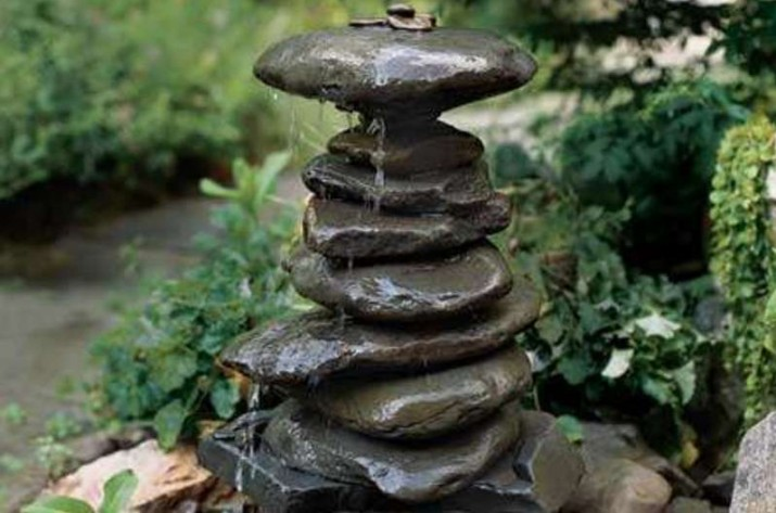 Diy Small Fountain Ideas